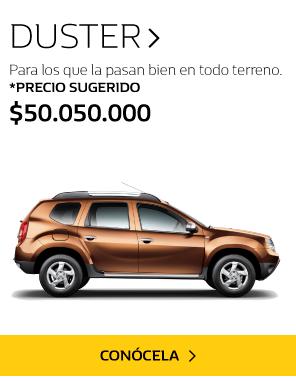 Nueva Renault Duster Medell�n