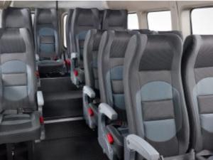 Transporte de pasajeros Renault Master