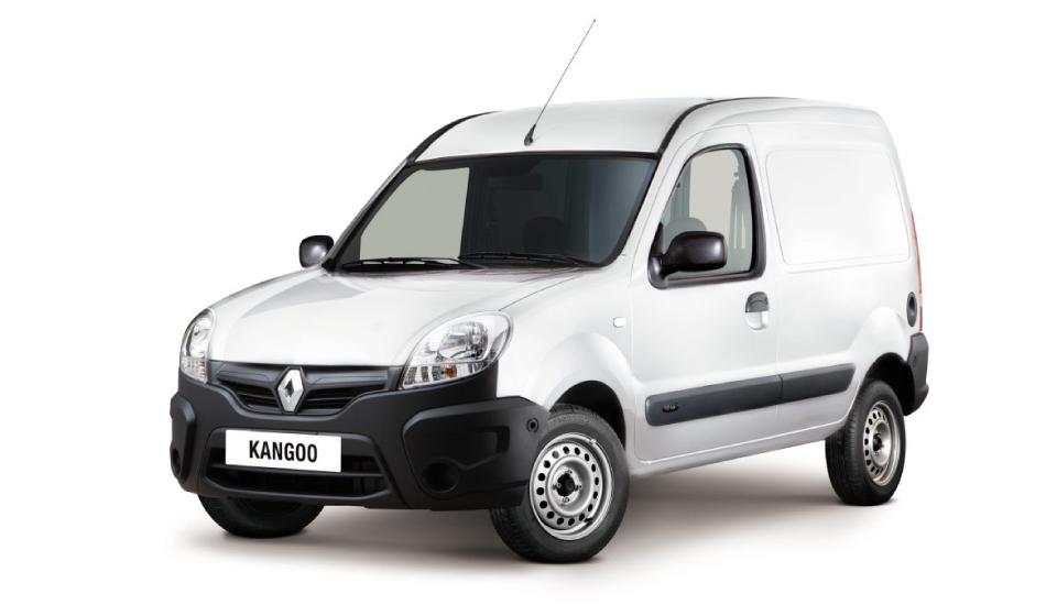 Diseño exterior Renault Kangoo