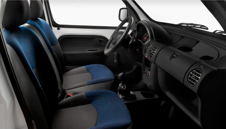 Diseño interior Renault Kangoo