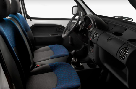 Confort Renault Kangoo