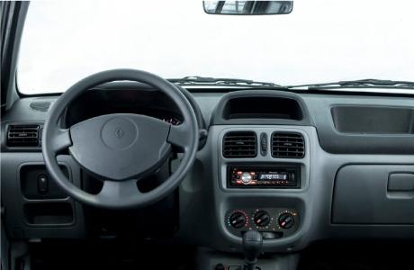 Seguridad Renault Kangoo
