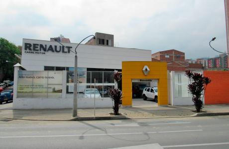 Sede Caribe Motor Renault Sabaneta