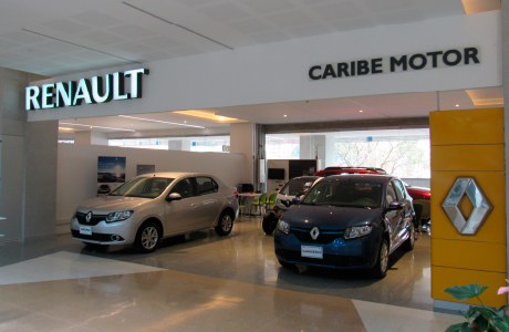 Sede Caribe Motor Centro Comercial Mayorca Mega Plaza Renault