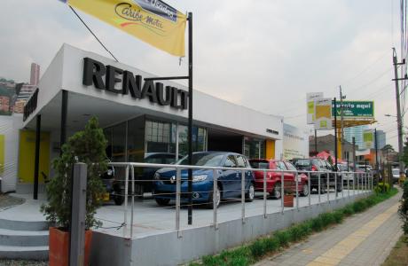 Sede Caribe Motor Renault Centro Comercial Automotriz