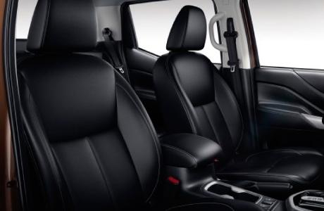 Airbag y cinturón de seguridad Renault Master