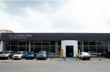 Sede Caribe Motor Renault Usados