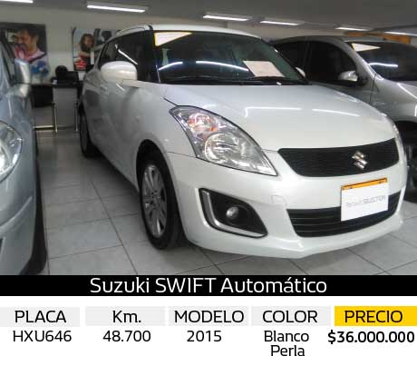 SUZUKI SWIFT AUT