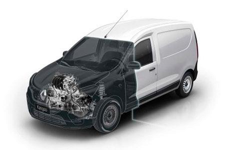 Desempeño Renault Kangoo