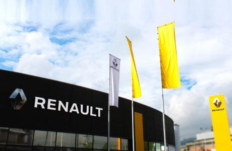 Taller Renault Caribe Motor Medellín