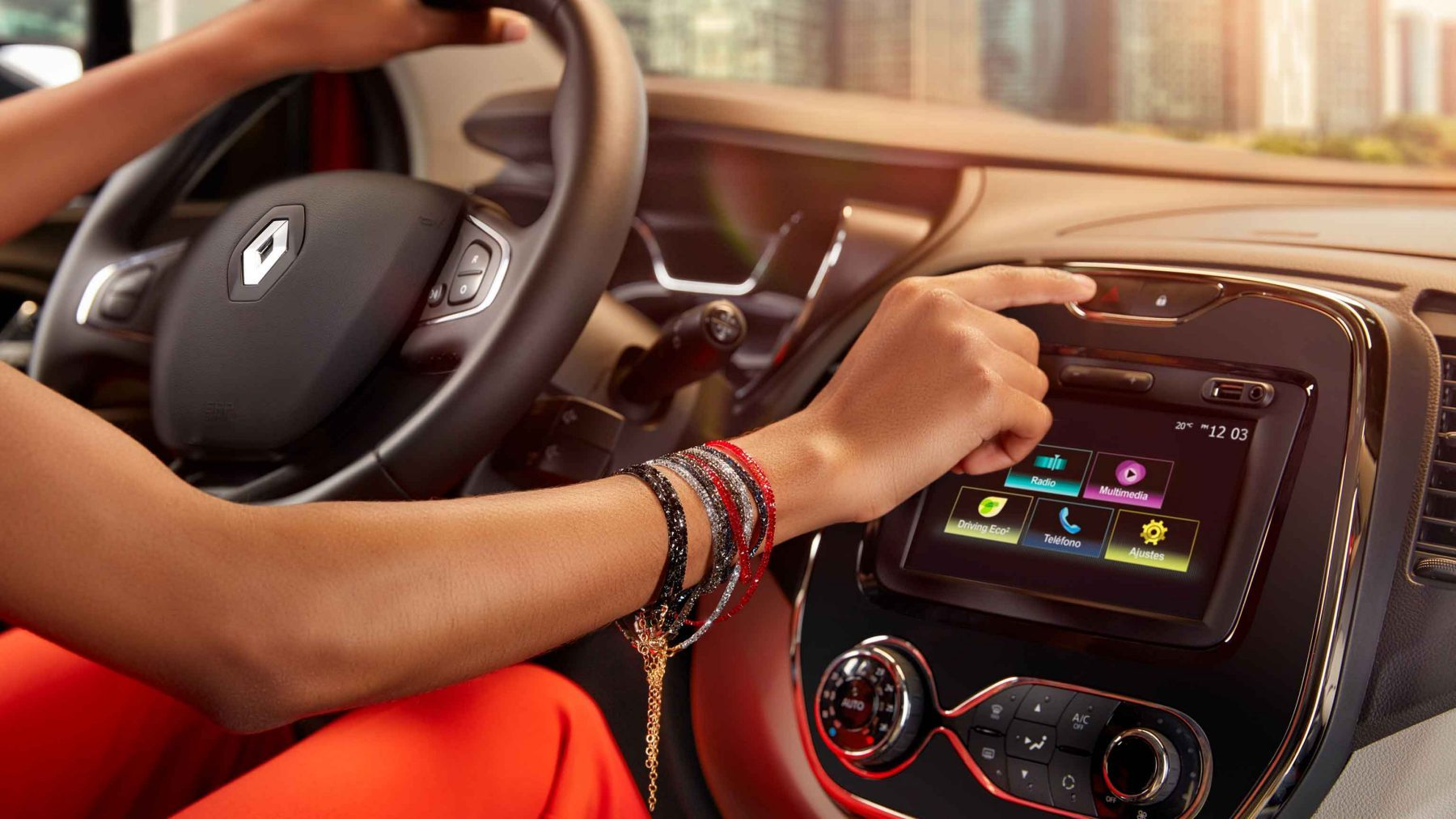 Brazele Captur Colors 2