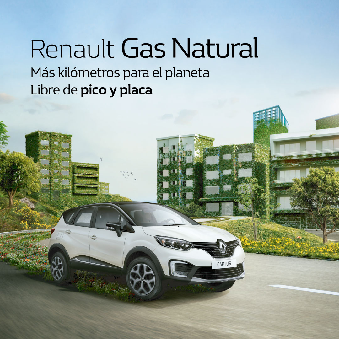 Renault a gas